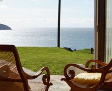 Snaptrip - Last minute cottages - Beautiful Gwbert Cottage S79903 - Spectacular Gwbert Holiday Cottage - Stunning Sea view