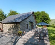 Snaptrip - Last minute cottages - Superb Llanbrynmair Cottage S57813 - Welsh country cottage in Mid Wales with superb panoramic views