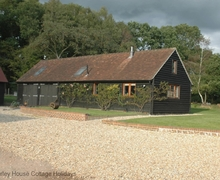 Snaptrip - Last minute cottages - Adorable Steep Marsh Cottage S60758 - Taylors Copse Cottage - Steep, near Petersfield, Hampshire