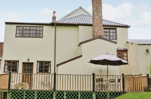 Snaptrip - Last minute cottages - Excellent Tiverton Cottage S18839 -