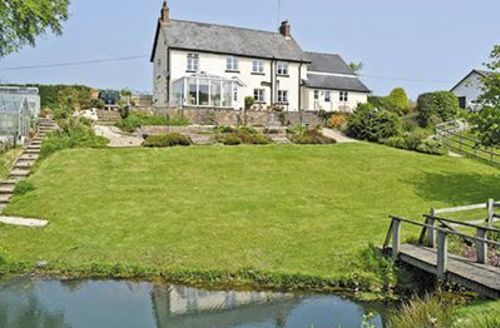 Snaptrip - Last minute cottages - Superb Tiverton Cottage S18846 -