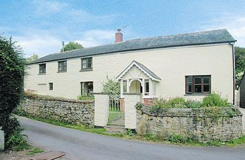 Snaptrip - Last minute cottages - Luxury Barnstaple Cottage S18853 -