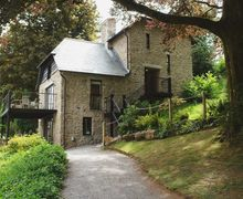 Snaptrip - Last minute cottages - Tasteful North Bovey Lodge S34085 -