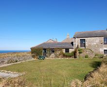Snaptrip - Last minute cottages - Lovely Pendeen Cottage S34728 -