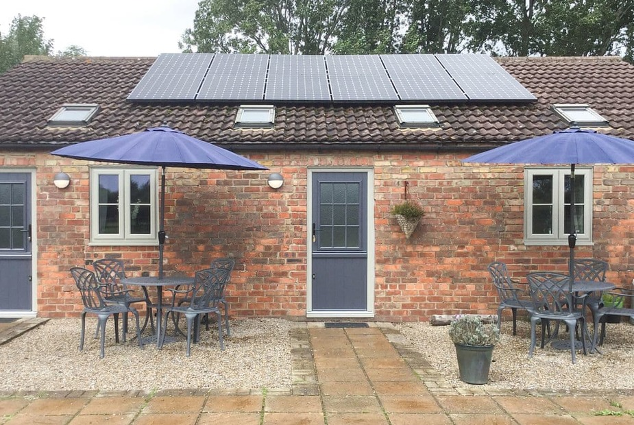 Exterior | Mowbray Stable Cottages : 1 Bedroom - Mowbray Stable Cottages, South Kilvington, near Thirsk - 1 Bedroom - UK2633