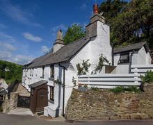 Snaptrip - Last minute cottages - Cosy Cornwall Polperro Cottage S84085 - IMGP0004
