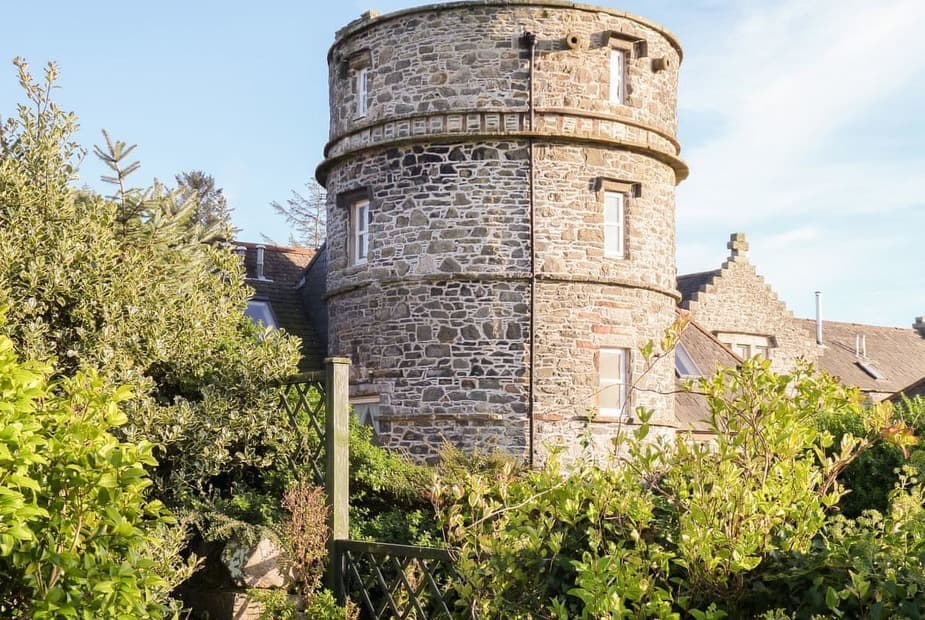 Exterior | The Cider Tower, Cannee, near Kirkcudbright - The Cider Tower