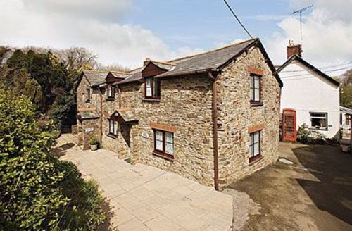 Snaptrip - Last minute cottages - Adorable Hartland Cottage S19119 -