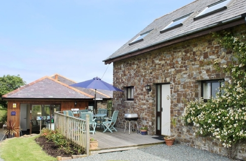 Snaptrip - Last minute cottages - Charming Hartland Cottage S19151 -
