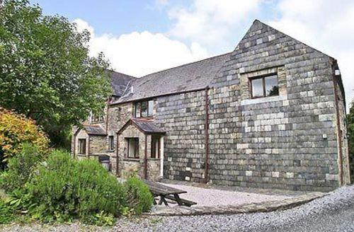 Snaptrip - Last minute cottages - Luxury Totnes Cottage S19500 -