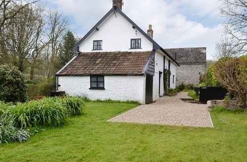 Snaptrip - Last minute cottages - Splendid Bettiscombe Cottage S19641 -