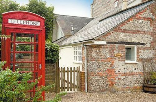 Snaptrip - Last minute cottages - Lovely Dorchester Cottage S19741 -
