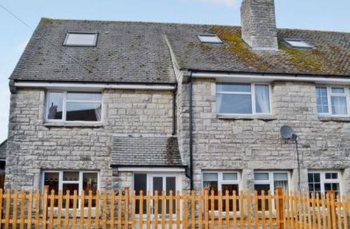 Snaptrip - Last minute cottages - Lovely Swanage Cottage S19905 -