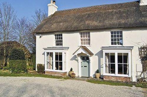 Snaptrip - Last minute cottages - Quaint Wareham Cottage S19924 -