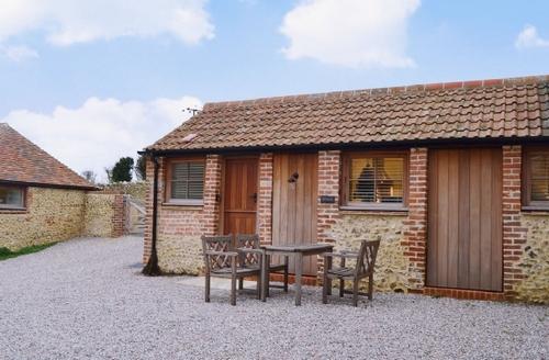 Snaptrip - Last minute cottages - Exquisite Wareham Cottage S19940 -