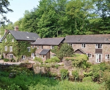 Snaptrip - Last minute cottages - Exquisite Dulverton Lodge S20087 -
