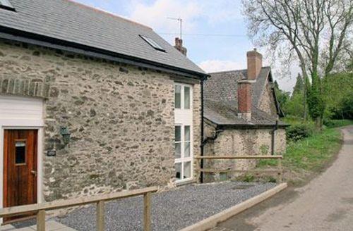 Snaptrip - Last minute cottages - Beautiful Dulverton Cottage S20094 -