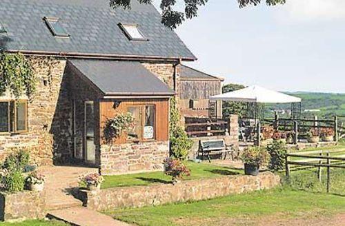 Snaptrip - Last minute cottages - Excellent Dulverton Cottage S20097 -