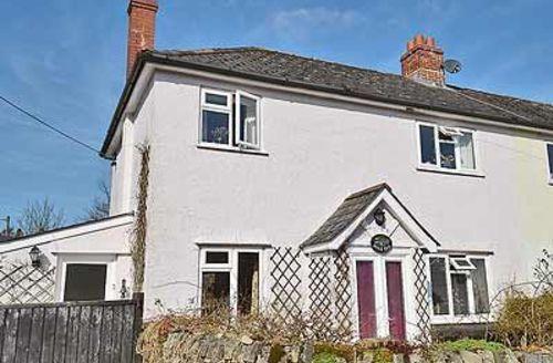 Snaptrip - Last minute cottages - Cosy Dulverton Cottage S20098 -