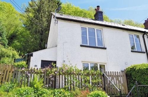 Snaptrip - Last minute cottages - Quaint Dulverton Cottage S20110 -