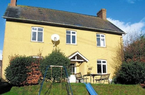 Snaptrip - Last minute cottages - Tasteful Dulverton Cottage S20112 -