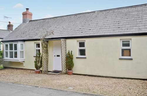 Snaptrip - Last minute cottages - Gorgeous Dulverton Cottage S20122 -