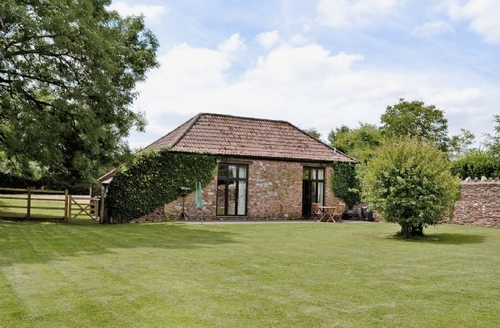 Snaptrip - Last minute cottages - Attractive Taunton And The Quantocks Cottage S20244 -