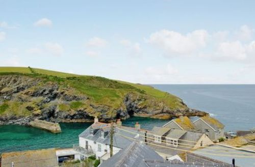 Snaptrip - Last minute cottages - Delightful Port Isaac Apartment S20728 -