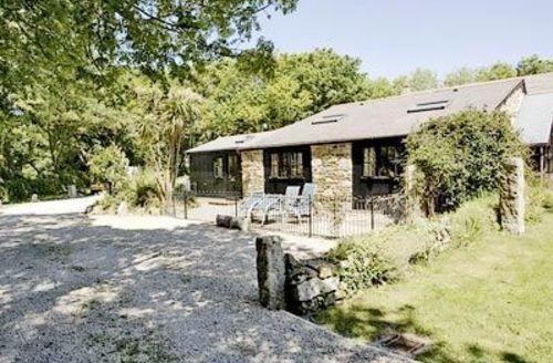 Snaptrip - Last minute cottages - Stunning Portreath Cottage S20771 -