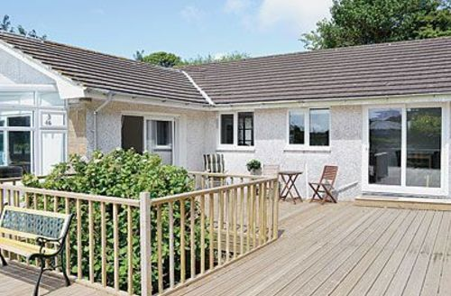 Snaptrip - Last minute cottages - Luxury Portreath Cottage S20779 -