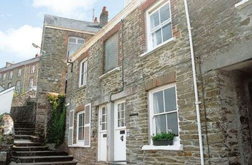 Snaptrip - Last minute cottages - Delightful Fowey Cottage S20922 -