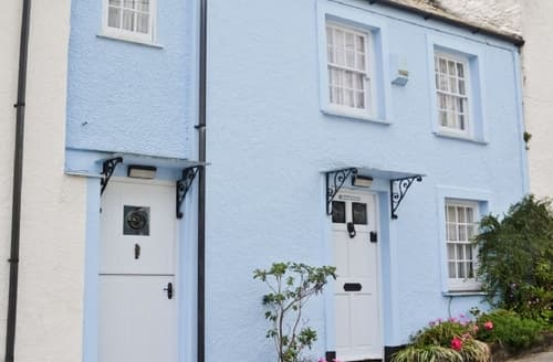 Snaptrip - Last minute cottages - Attractive Fowey Cottage S20923 -
