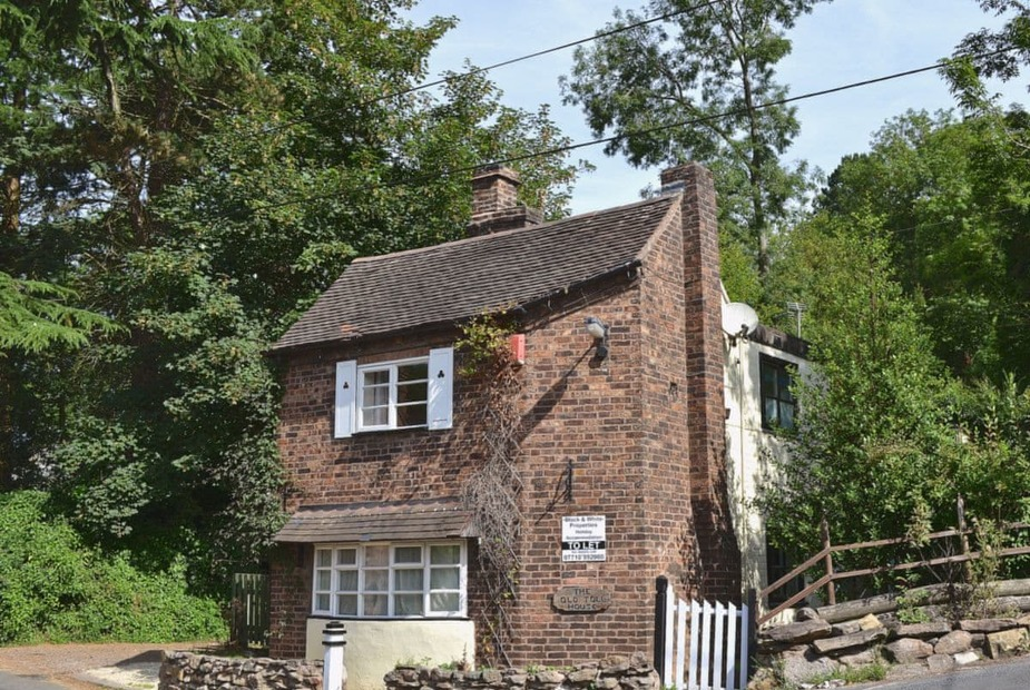 Exterior | The Old Toll House, Coalport, nr. Ironbridge - The Old Toll House
