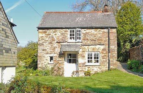 Snaptrip - Last minute cottages - Lovely Liskeard Cottage S20984 -