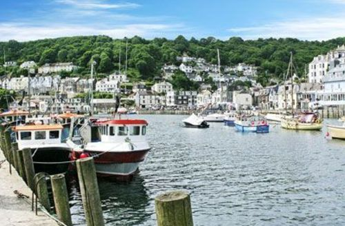 Snaptrip - Last minute cottages - Delightful Looe Apartment S21016 -