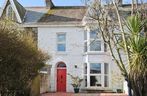 Snaptrip - Last minute cottages - Cosy Mevagissey Apartment S21088 -