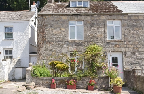 Snaptrip - Last minute cottages - Luxury Mevagissey Cottage S21102 -