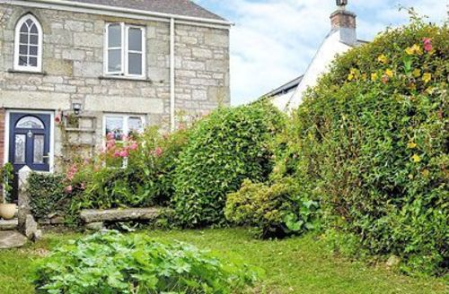 Snaptrip - Last minute cottages - Adorable Helston And The Lizard Peninsula Cottage S21204 -