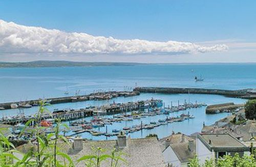 Snaptrip - Last minute cottages - Gorgeous Mousehole And Newlyn Apartment S21252 -