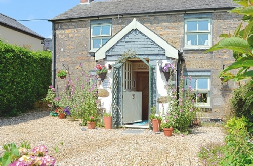 Snaptrip - Last minute cottages - Beautiful Marazion Cottage S21253 -