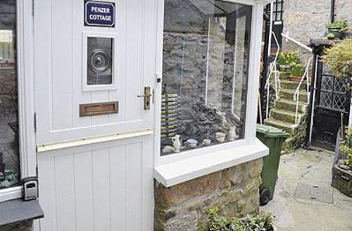 Snaptrip - Last minute cottages - Splendid Mousehole And Newlyn Cottage S21266 -
