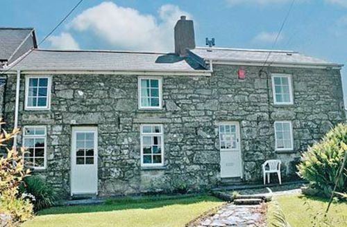 Snaptrip - Last minute cottages - Splendid St Just Cottage S21333 -