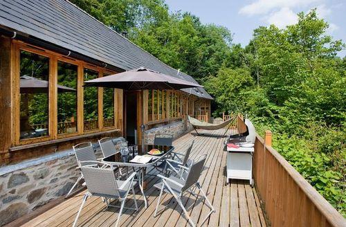 Snaptrip - Last minute cottages - Gorgeous Knighton Cottage S21365 -