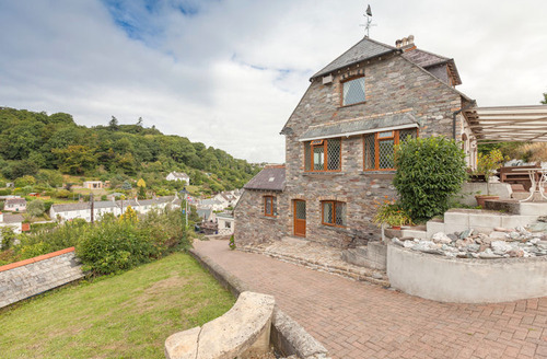 Snaptrip - Last minute cottages - Stunning Plymouth Barn S1798 - The Barn, Noss Mayo