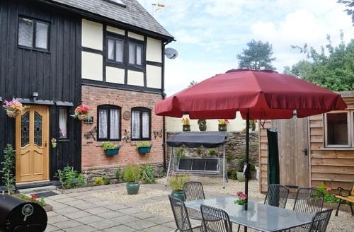 Snaptrip - Last minute cottages - Gorgeous Presteigne Cottage S21447 -