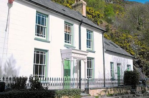 Snaptrip - Last minute cottages - Lovely Cardigan Cottage S21563 -