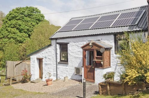 Snaptrip - Last minute cottages - Superb Llandysul Cottage S21577 -