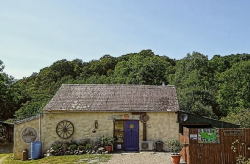 Snaptrip - Last minute cottages - Wonderful Llandysul Cottage S21580 -