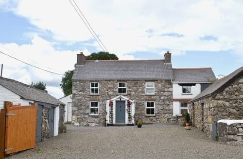 Snaptrip - Last minute cottages - Luxury Haverfordwest Cottage S21869 -