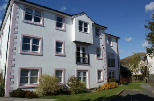 Snaptrip - Last minute cottages - Charming Keswick Grove S382 - Greta Grove House, Self catering apartment in Keswick, Lakes Cottage Holidays